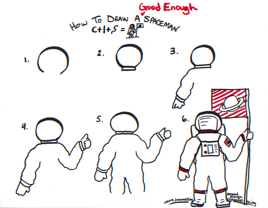 for How to draw good sketches