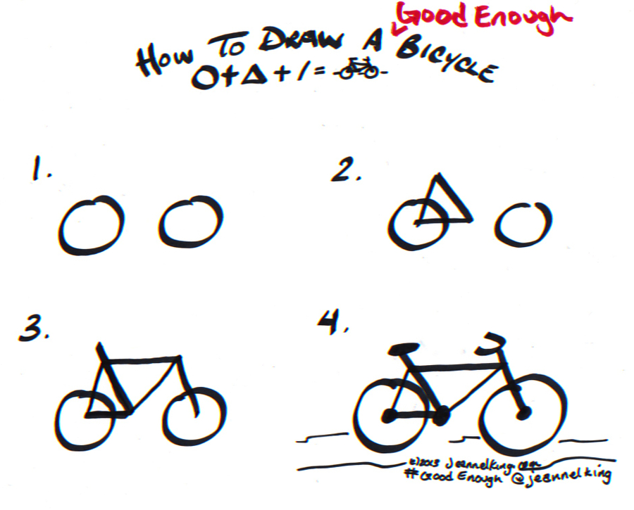 how to learn to fix bicycles