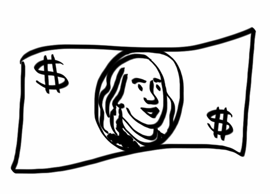 Drawing Lines The Hundreds : Jeannelking how to draw a good enough dollar bill